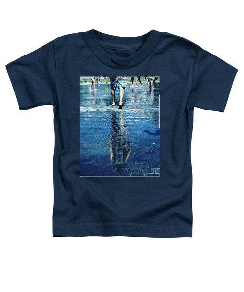 Walking On The Water Toddler T-Shirt