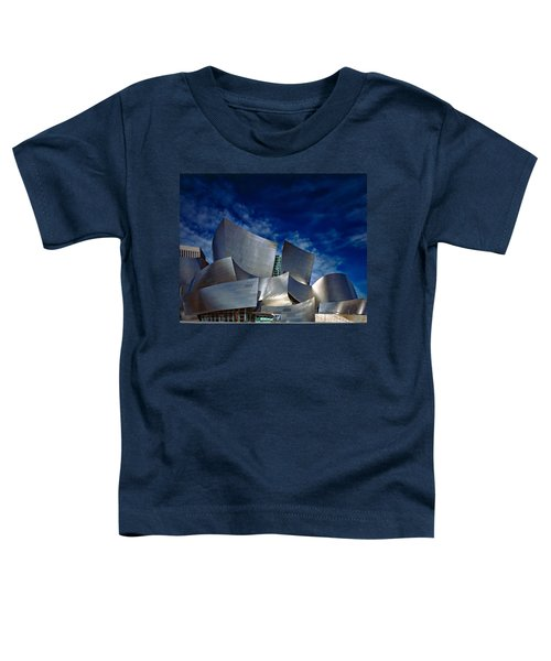 Walt Disney Concert Hall Toddler T-Shirt