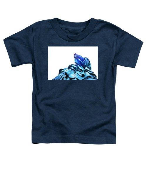 Watching Liberty Toddler T-Shirt
