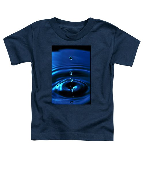 Water Drop Toddler T-Shirt