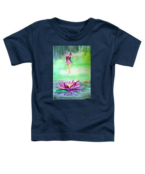 Water Nymph Toddler T-Shirt