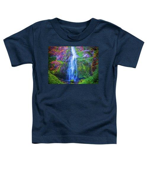Waterfall 3 Toddler T-Shirt