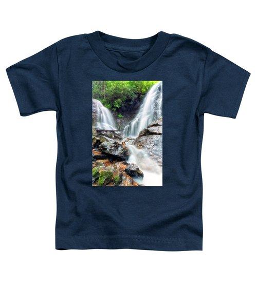 Waterfall Silence Toddler T-Shirt