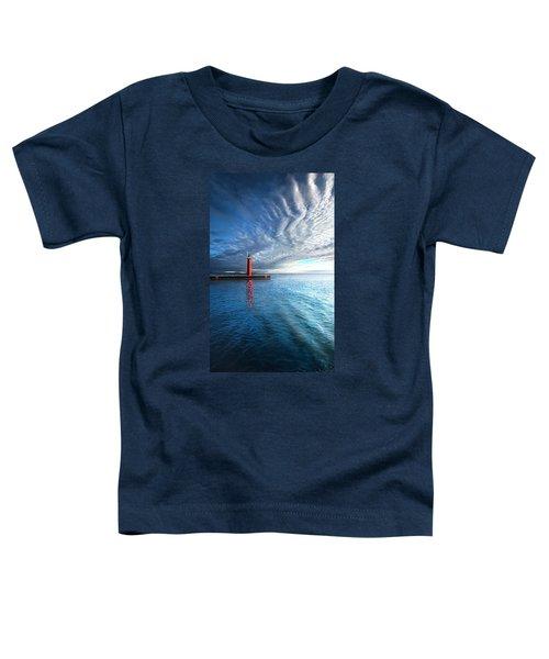 We Wait Toddler T-Shirt
