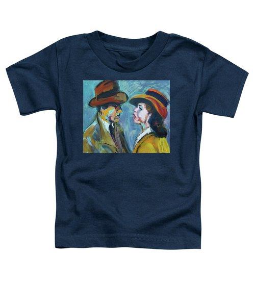 We'll Always Have Paris Toddler T-Shirt