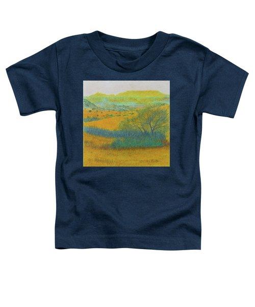 West Dakota Reverie Toddler T-Shirt