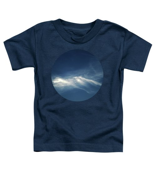 White Mountains In The Sky Toddler T-Shirt
