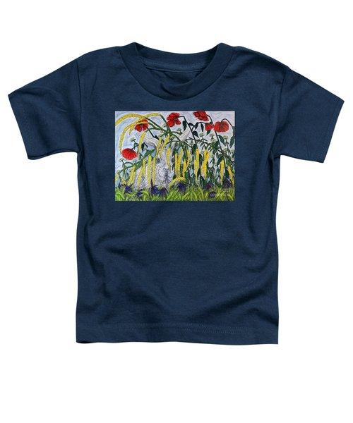 White Rabbit Toddler T-Shirt