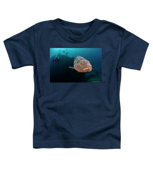 Wilbur The Ham Toddler T-Shirt