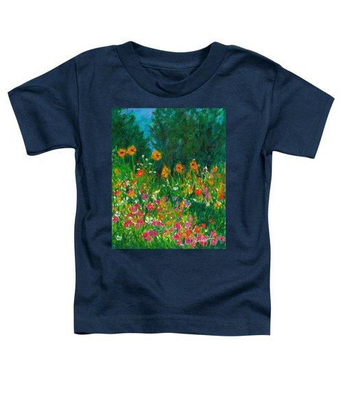 Wildflower Rush Toddler T-Shirt