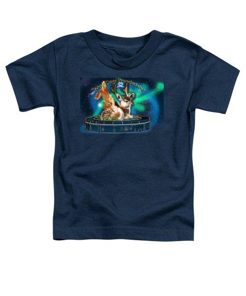Wing Deer Toddler T-Shirt