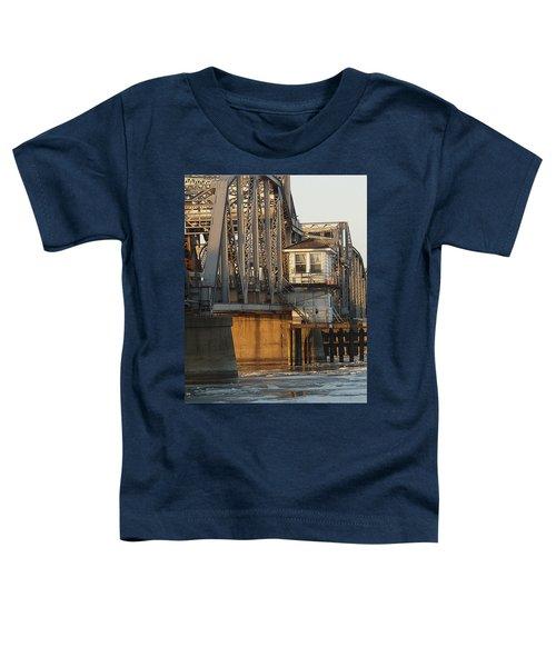 Winter Bridgehouse Toddler T-Shirt