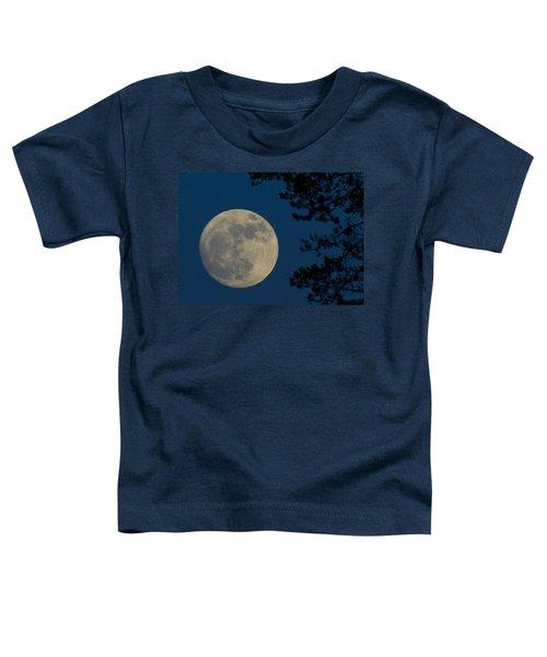 Winter Moon Toddler T-Shirt
