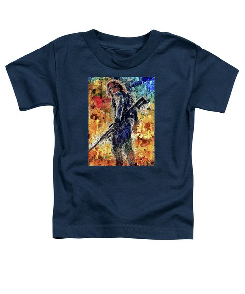 Winter Soldier Toddler T-Shirt