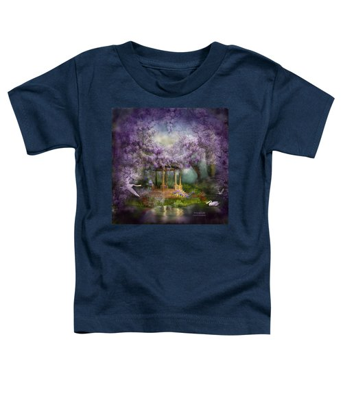 Wisteria Lake Toddler T-Shirt