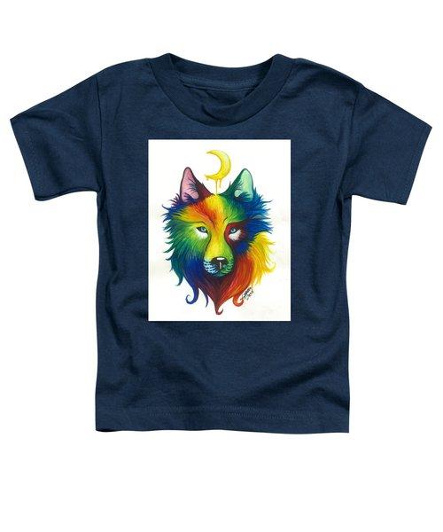 Wolf Spirit Toddler T-Shirt