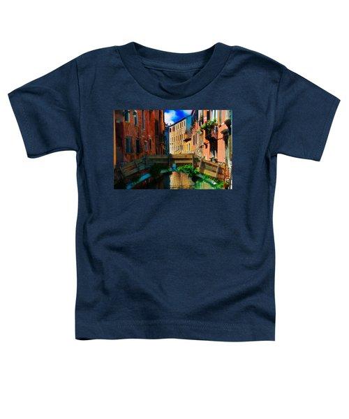 Wooden Bridge Toddler T-Shirt
