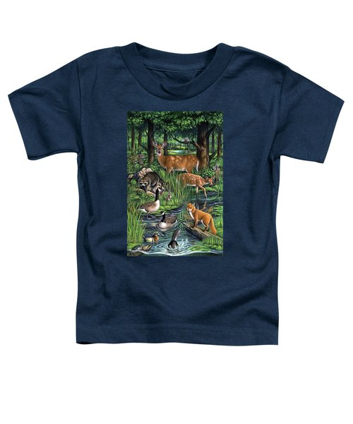 Woodland Toddler T-Shirt