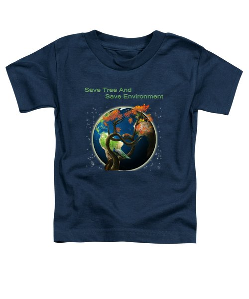 World Needs Tree Toddler T-Shirt