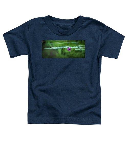 Zen Blossom Toddler T-Shirt