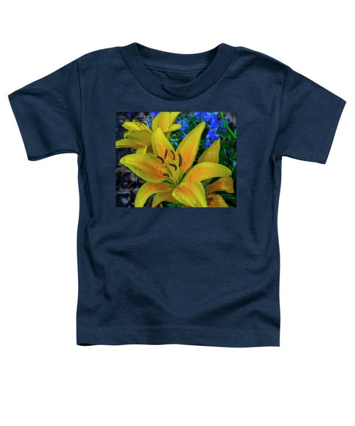 Asiatic Lily Toddler T-Shirt