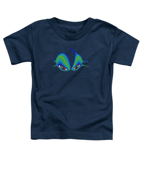 Cats Eyes Toddler T-Shirt
