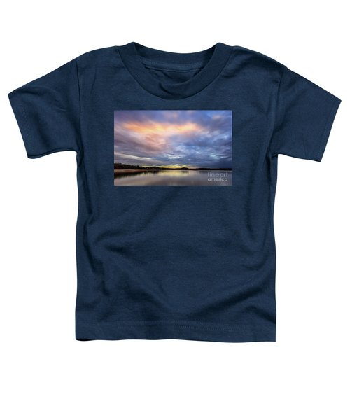 Lake Sidney Lanier Toddler T-Shirt
