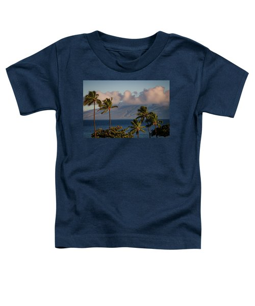 Maui Palms Toddler T-Shirt