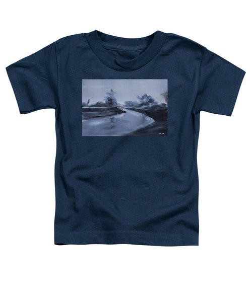 Rainy Day New Toddler T-Shirt
