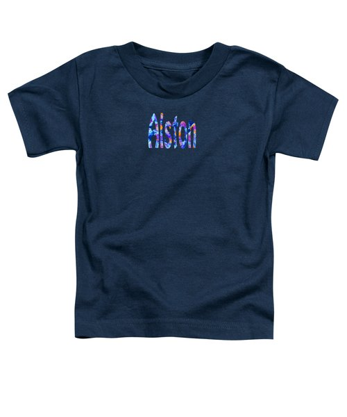 Alston Toddler T-Shirt