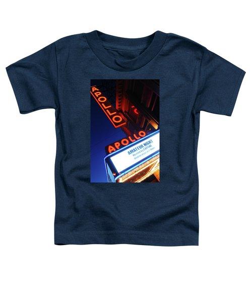 Apollo Theater Amateur Night Toddler T-Shirt