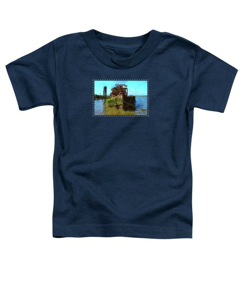 Bad Water Day Toddler T-Shirt