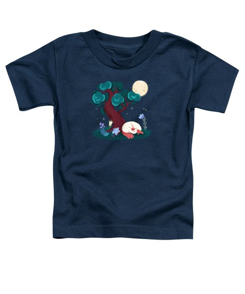 Bedtime Sweet Dreams For All Magical Creatures Toddler T-Shirt
