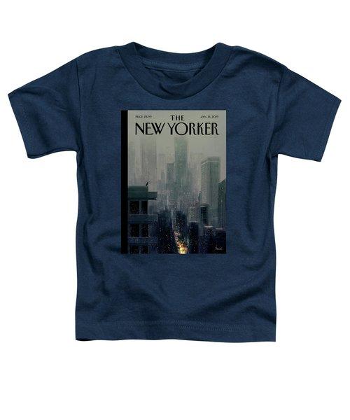 Big City Toddler T-Shirt
