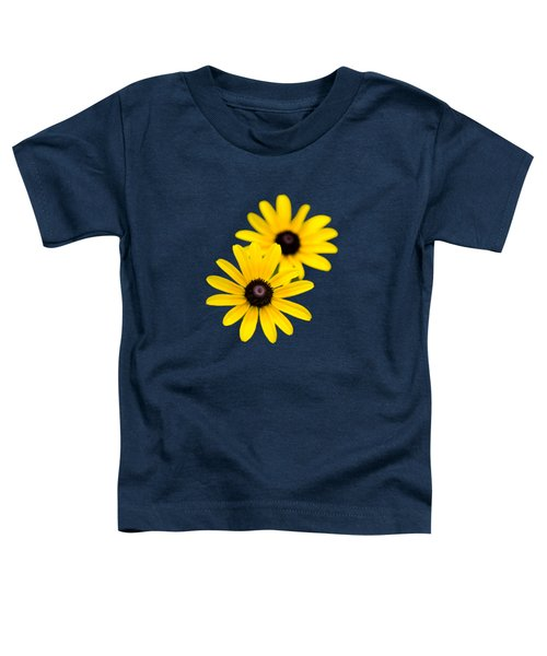 Black Eyed Susans Toddler T-Shirt