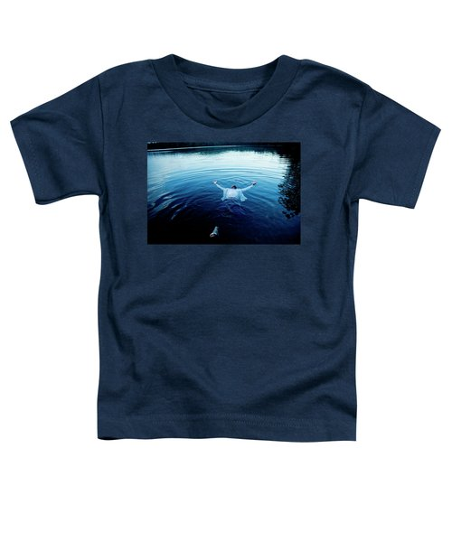 Blue Lake Toddler T-Shirt