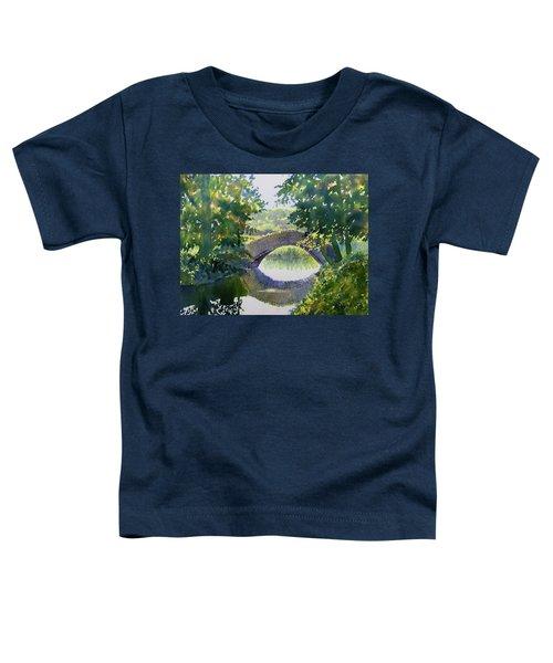 Bridge Over Gypsy Race Toddler T-Shirt