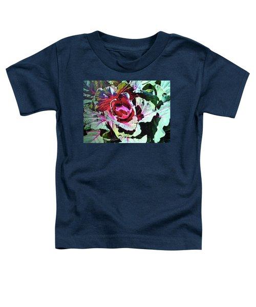 Cabbage Toddler T-Shirt