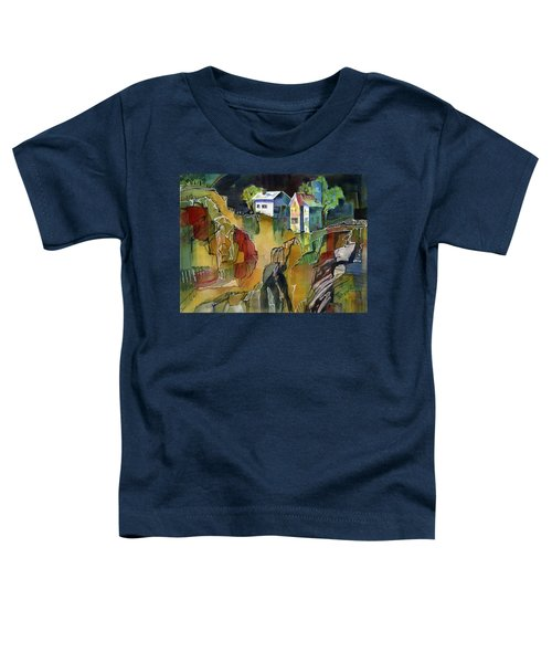 Cabin Life Toddler T-Shirt