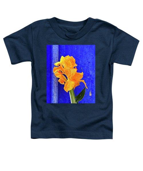 Canna Azure Toddler T-Shirt