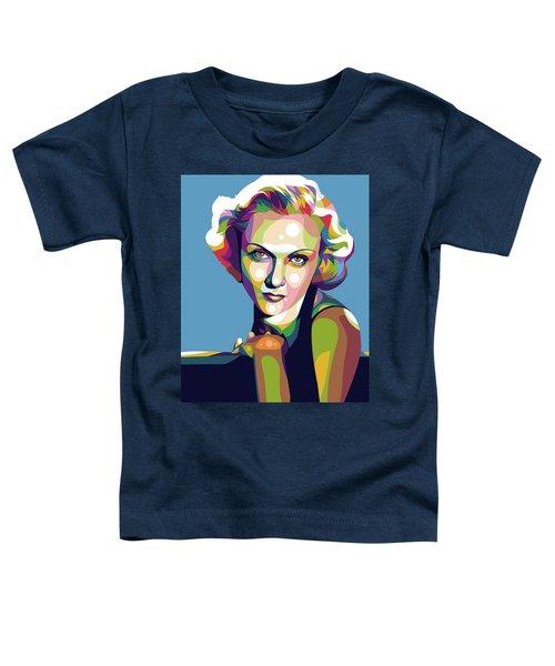 Carole Lombard Toddler T-Shirt