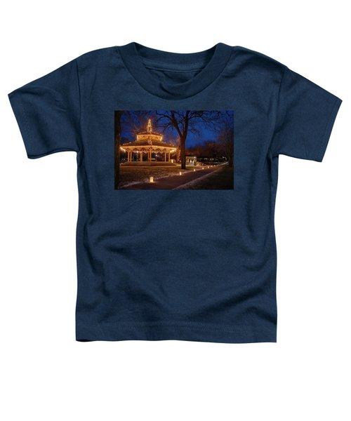 Christmas Eve In Dexter Toddler T-Shirt
