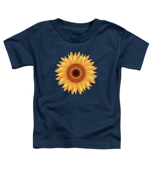 Country Sunflower Toddler T-Shirt