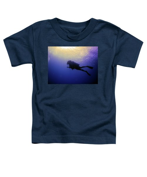 Deep Ascent Toddler T-Shirt