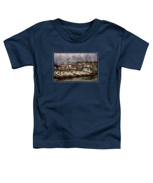 Dinghies Toddler T-Shirt
