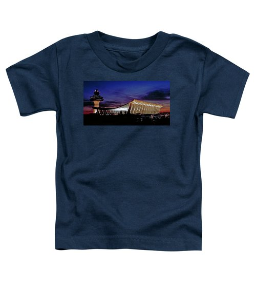 Dulles International Toddler T-Shirt