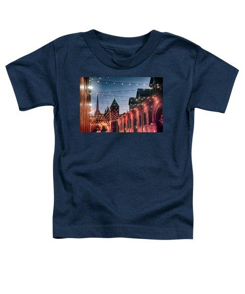 Dusk Lights Toddler T-Shirt