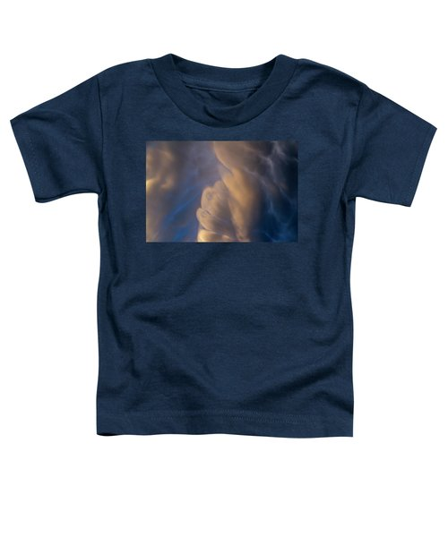 Dying Thunderstorms At Sunset 017 Toddler T-Shirt