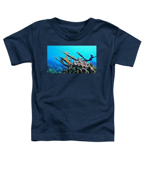 Elkhorn Toddler T-Shirt