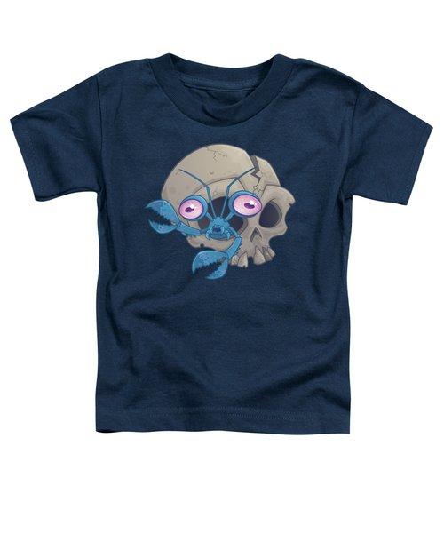 Eye Crustacea Toddler T-Shirt